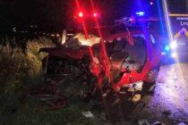 Accident rutier cu 5 victime la Tupilați, o persoană a decedat