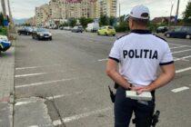 Amenzi de 71.000 de lei aplicate de polițiști pentru nerespectarea normelor rutiere