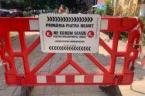 Unde se desfășoară lucrări în municipiul Piatra Neamț