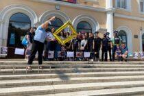 #selfieînsiguranță – provocare lansată de polițiștii și pompierii nemțeni