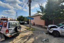 Accident rutier cu 6 victime în comuna Dumbrava Roșie