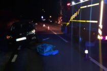 O persoană a decedat în urma unui accident rutier la Poiana Teiului