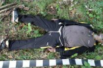 Bărbat spânzurat găsit într-o pădure din satul Cut