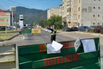 Trafic restricționat pe strada Fermelor. Au început lucrările de reabilitare.
