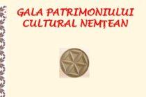 """""""Gala Patrimoniului Cultural Nemțean"""" organizată în varianta online"""