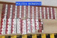 Peste 1.100 de pachete de țigări de contrabandă descoperite în urma unor percheziții domiciliare