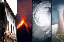13 octombrie – Ziua Internațională pentru Reducerea Riscului Dezastrelor Naturale